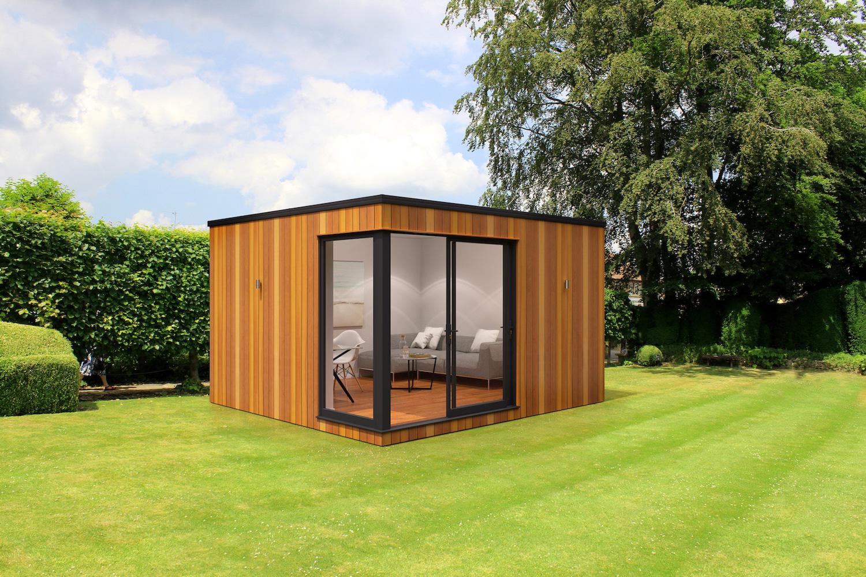 Corner garden room in Essex