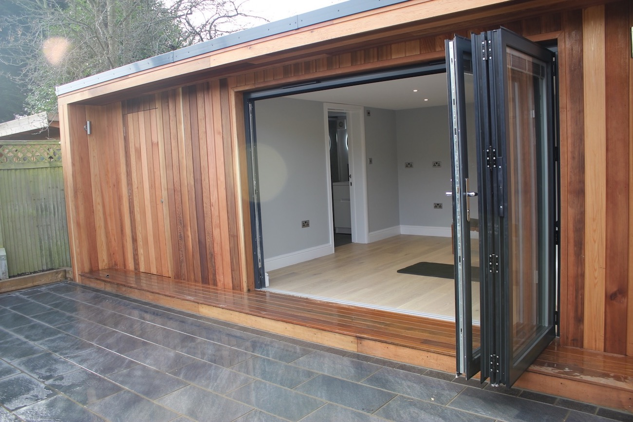 Garden rooms in Essex