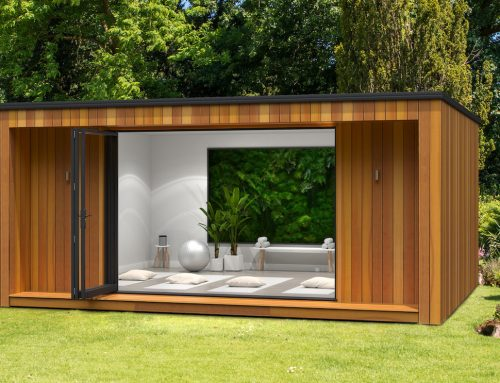 DO I NEED TO INFORM MY HOUSE INSURANCE COMPANY IF I'M BUILDING A GARDEN ROOM?