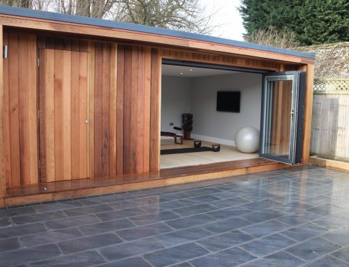 WHAT CAN YOU USE YOUR GARDEN ROOM FOR?