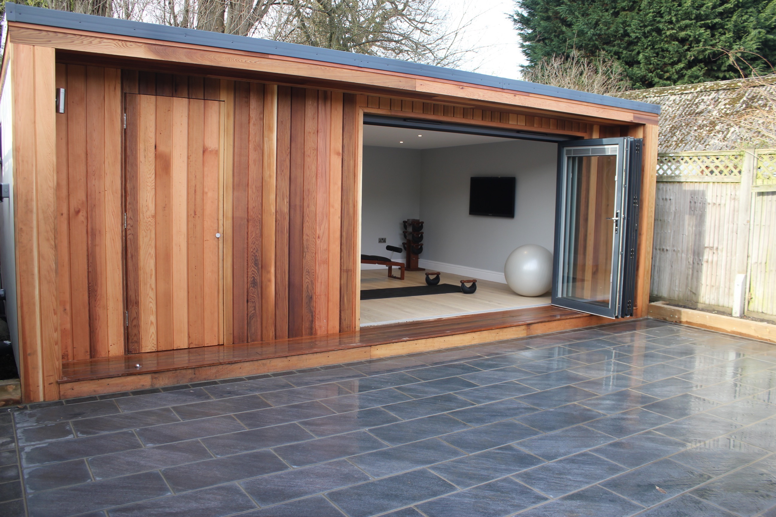garden gym rooms in essex