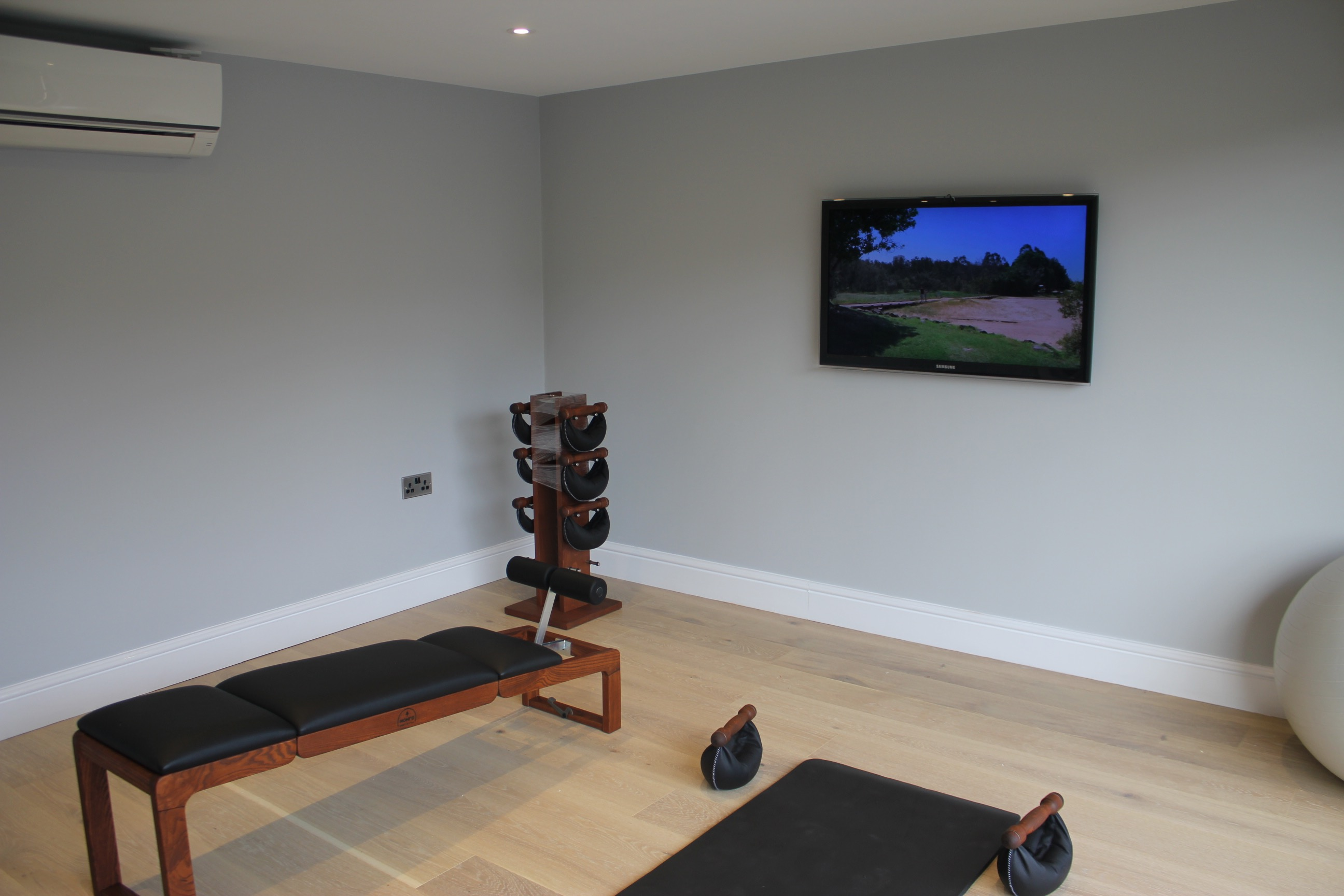 Garden Gym Studio in Essex
