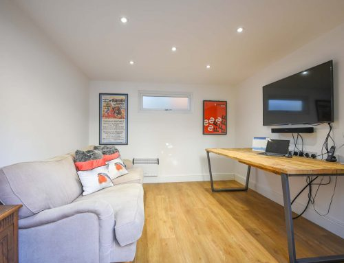 HOW A GARDEN ROOM OFFICE OR STUDIO CAN BENEFIT YOUR BUSINESS