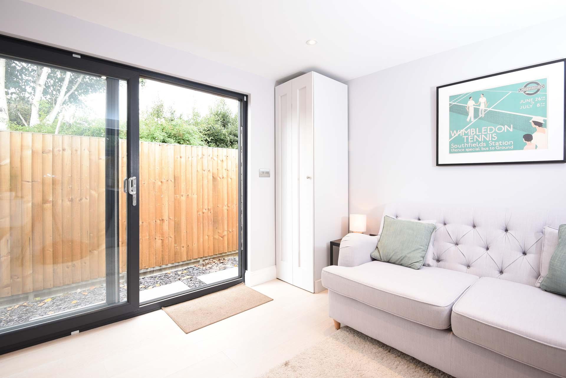 Luxury garden rooms in Essex