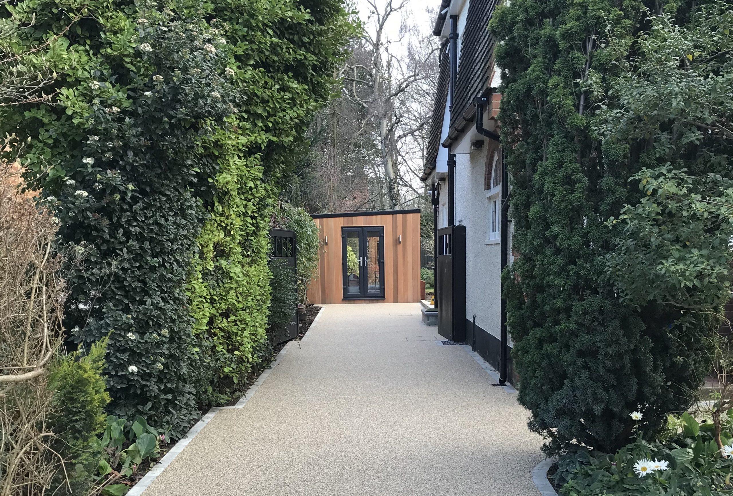 Garden studio in Essex