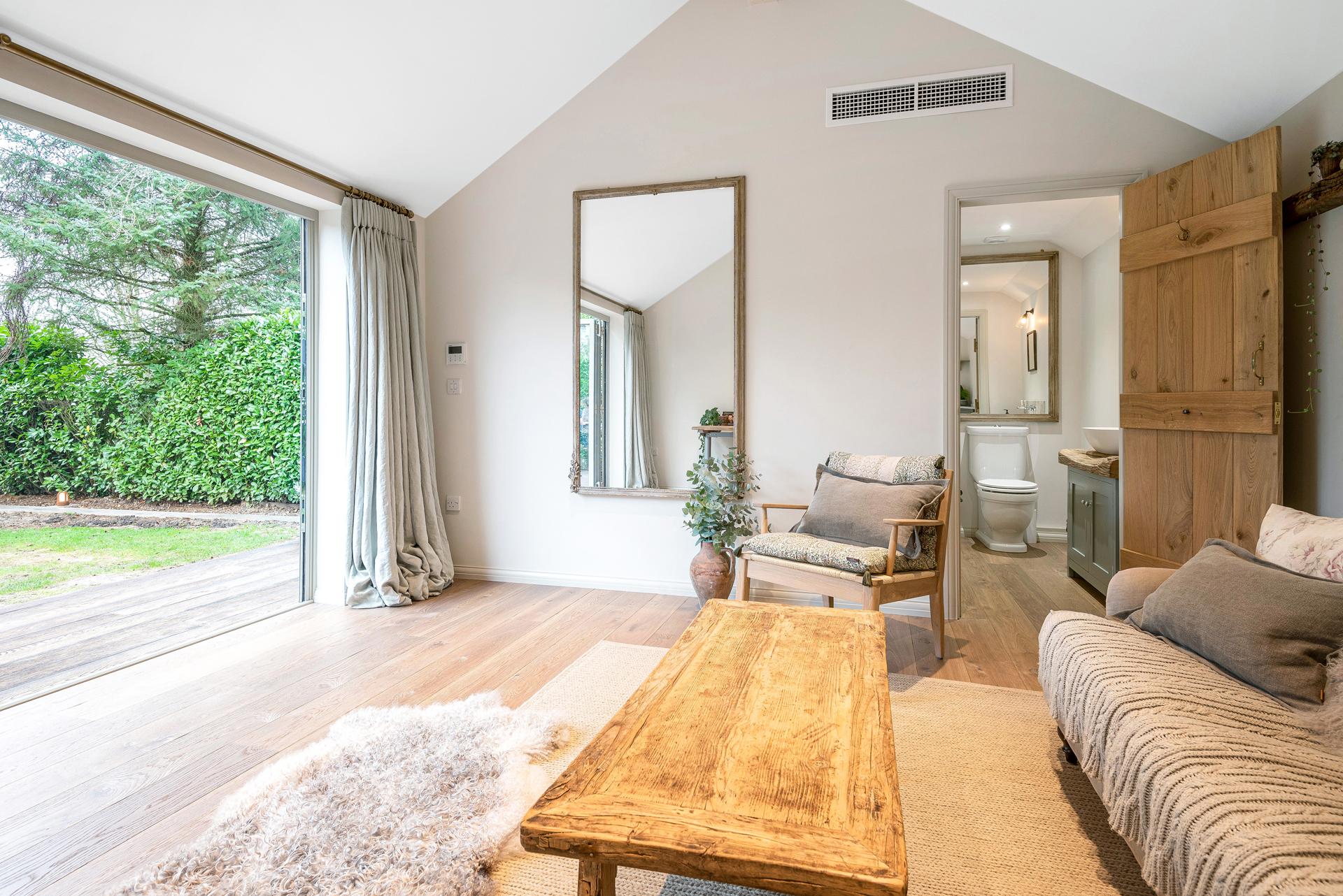Prestige garden rooms in Essex