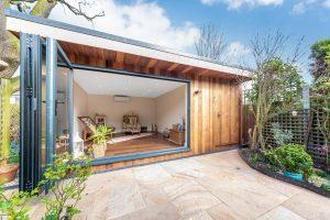 Contemporary garden rooms in Essex
