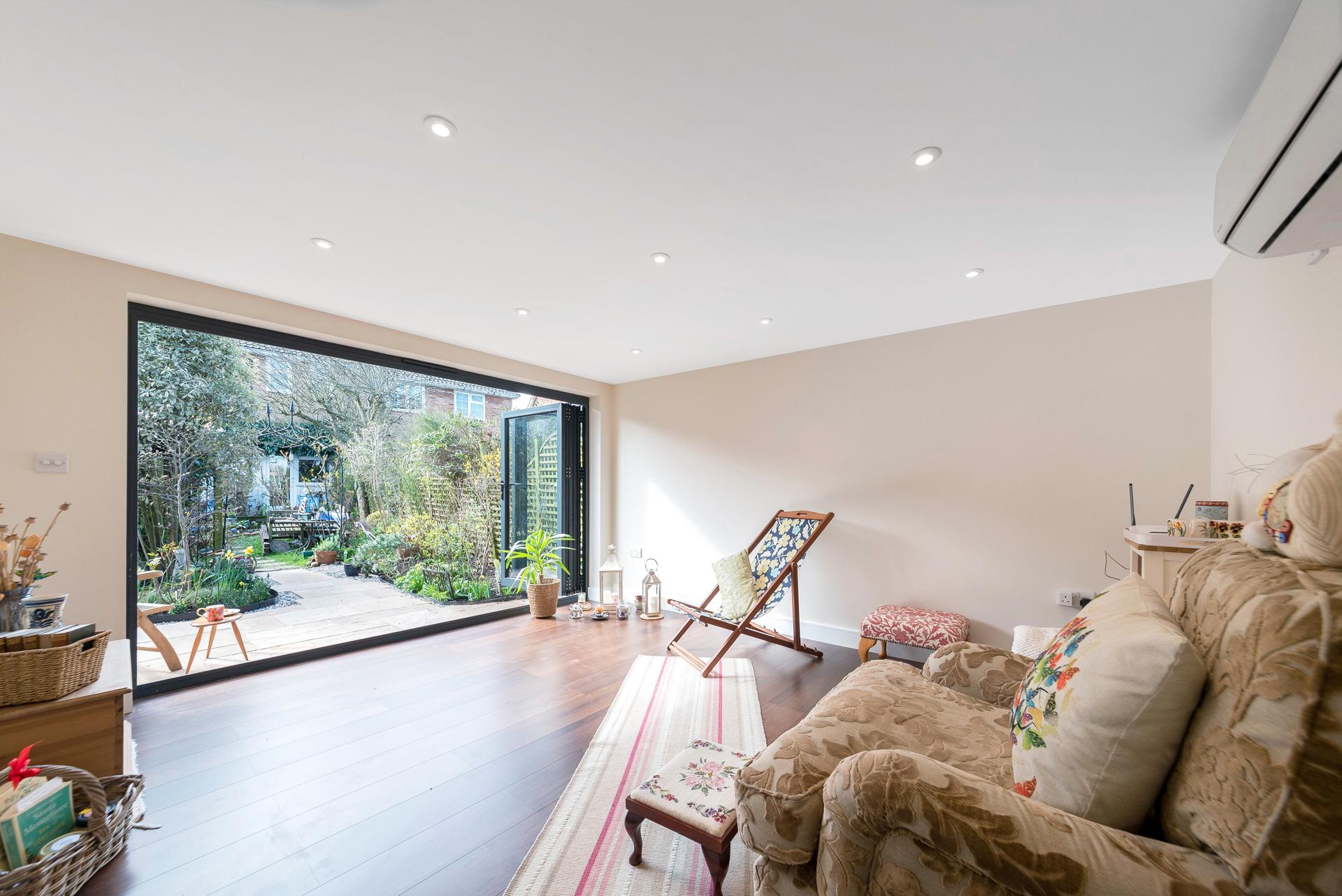 Garden rooms in Essex