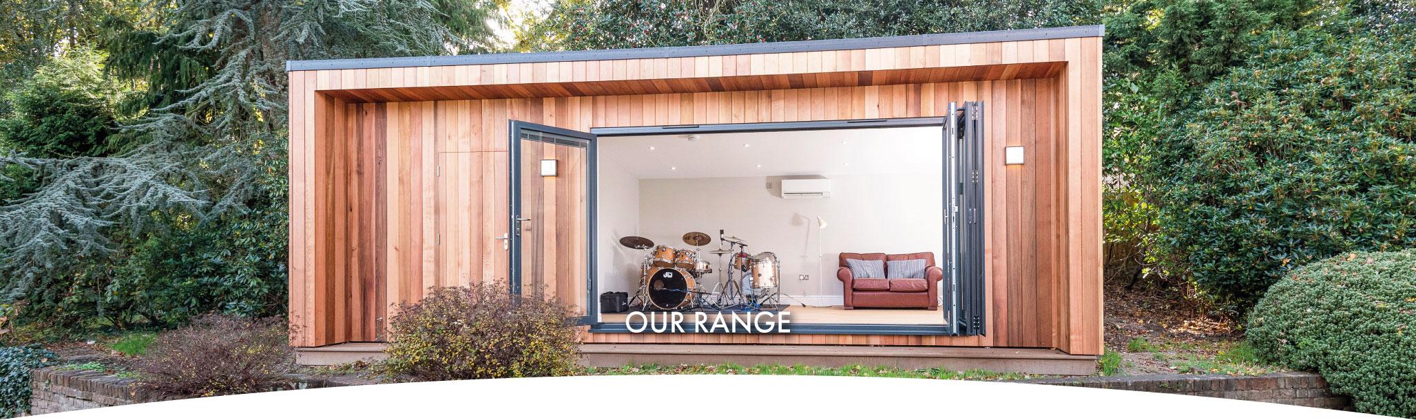 Large garden room in Essex