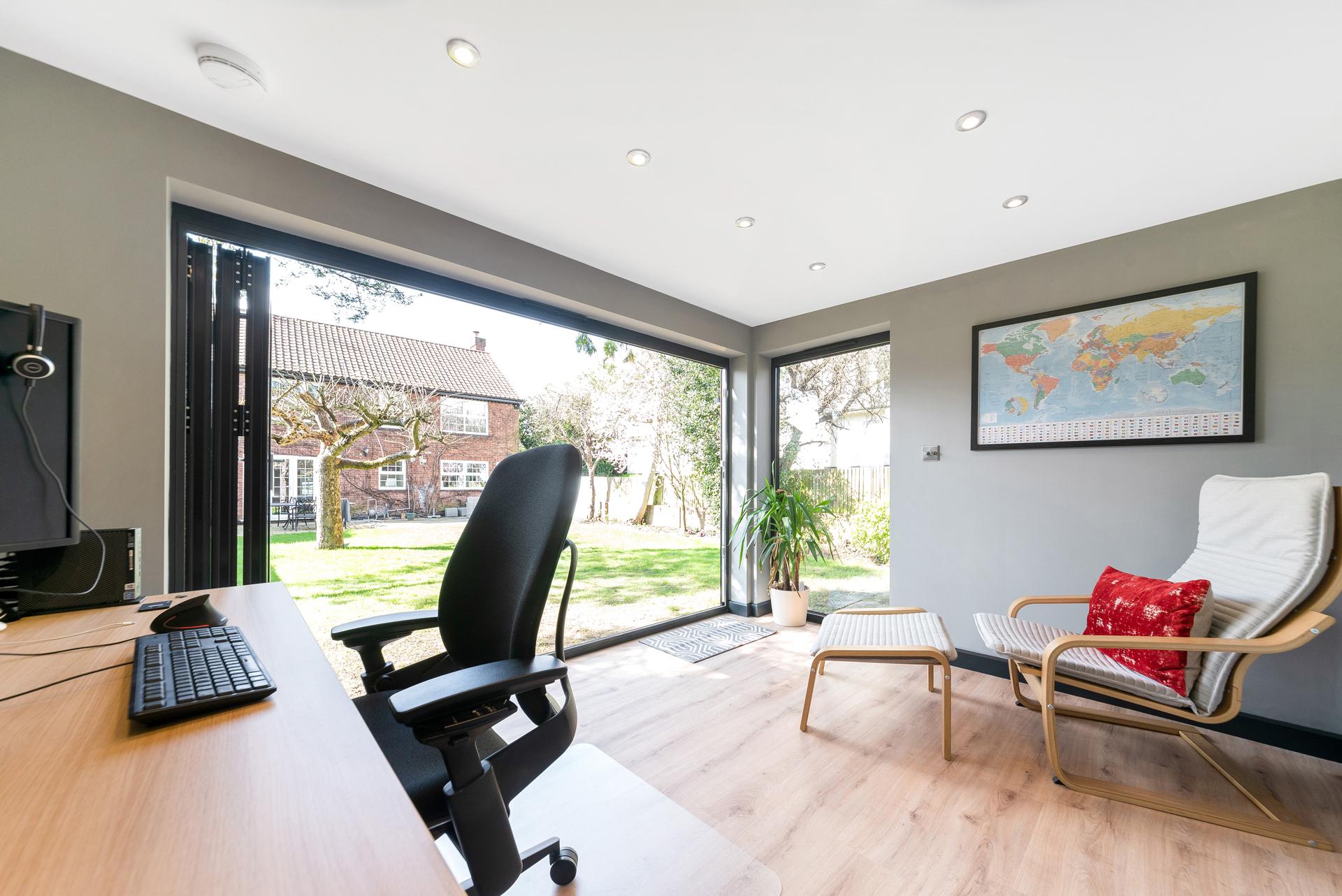 Contemporary garden rooms Essex