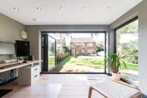 Essex small garden rooms