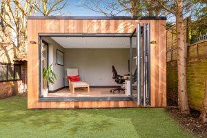Small garden rooms in Essex