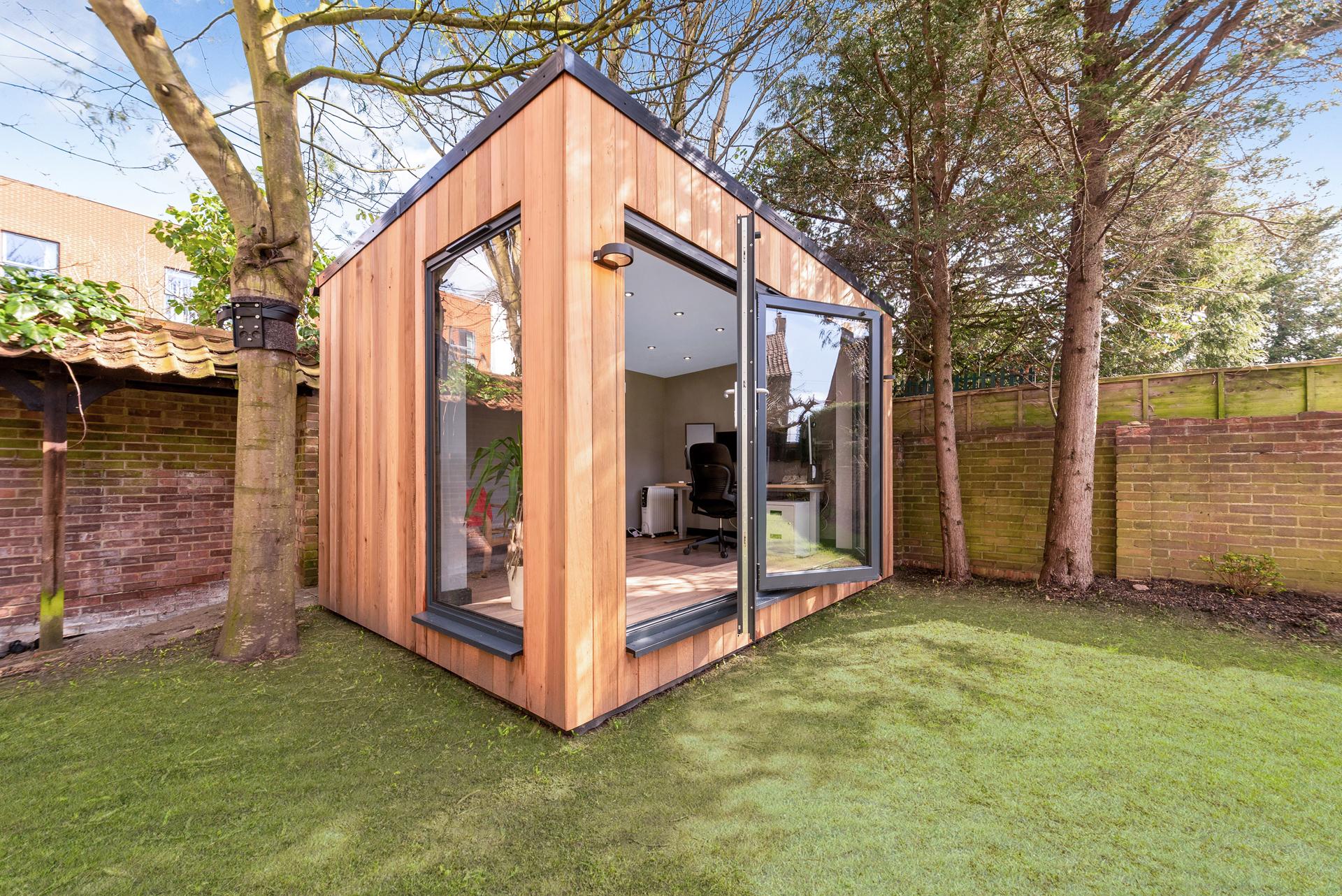 Small garden rooms Essex