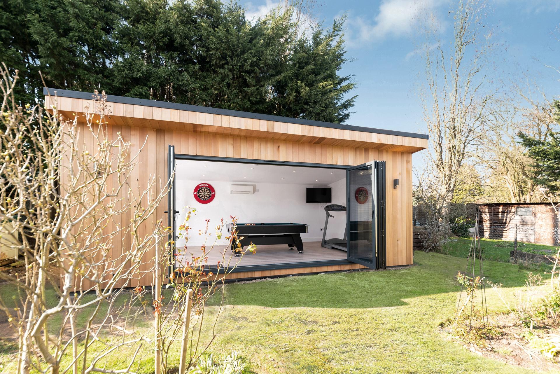 Garden rooms from Hawksbeck in Essex