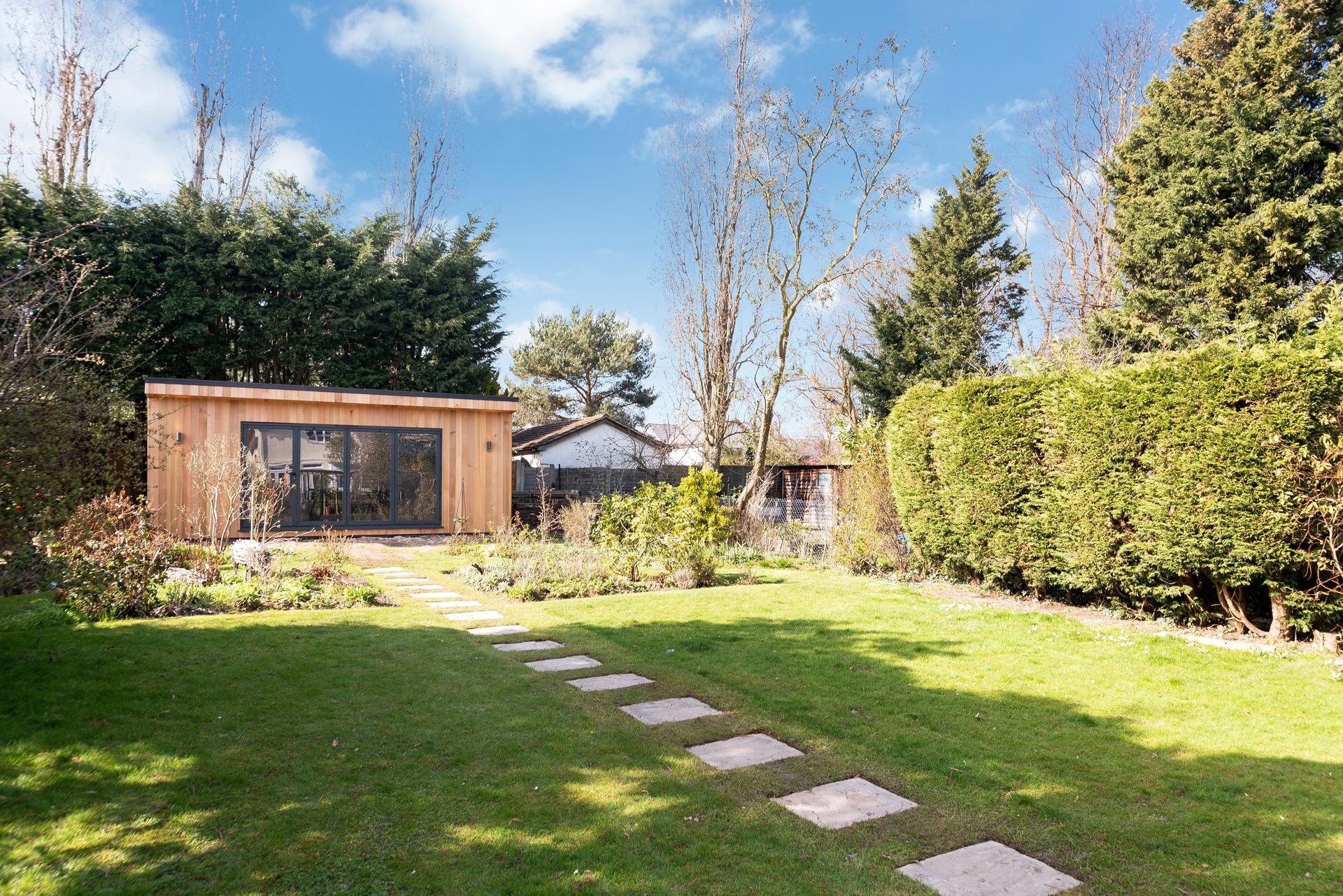 Essex garden rooms