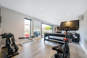 Garden Gym Space, Essex