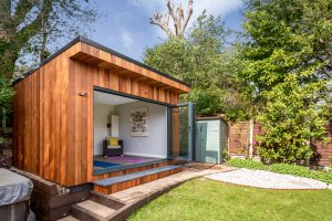 Small Yoga Studio in Essex