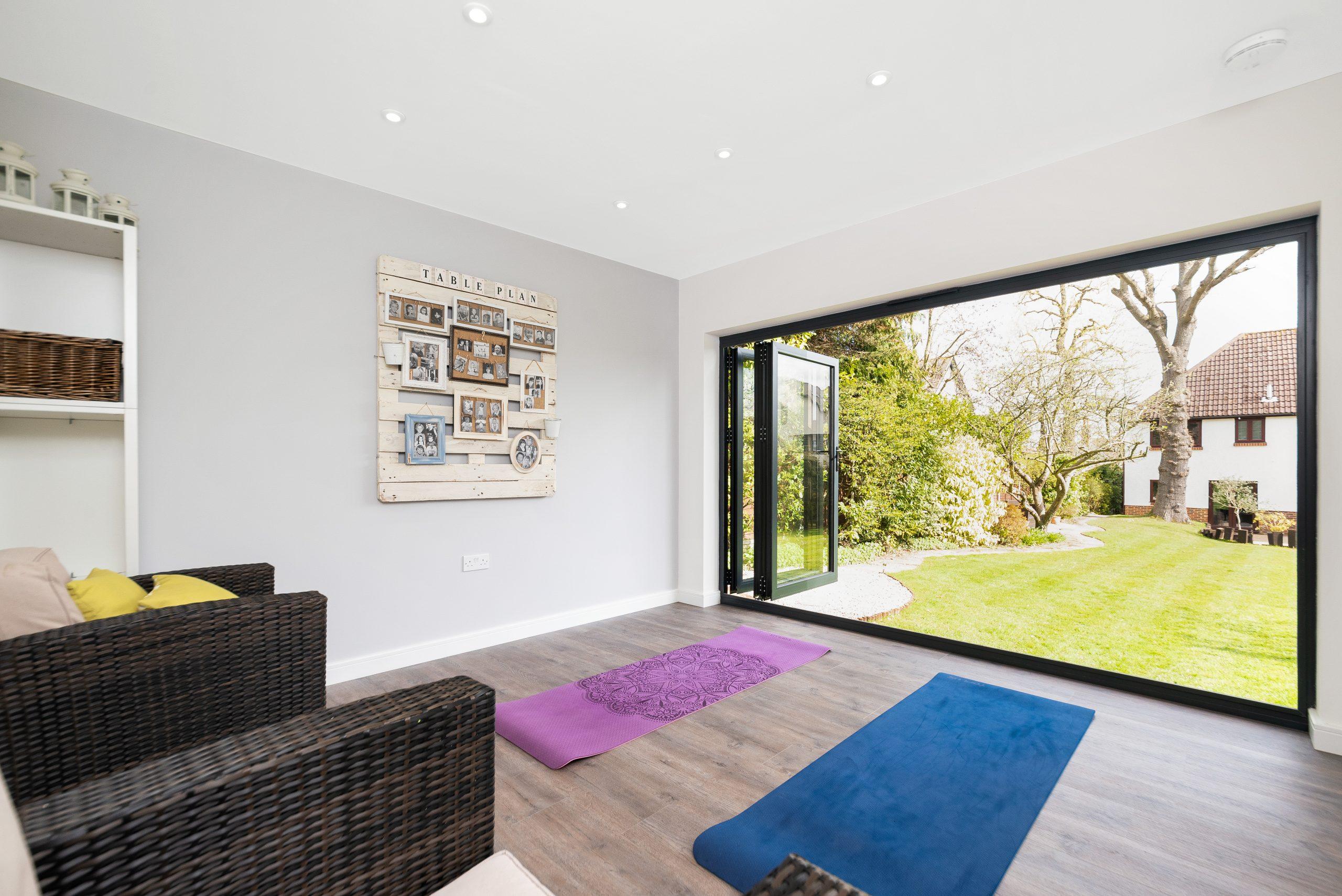 Yoga Studio Inside, Essex