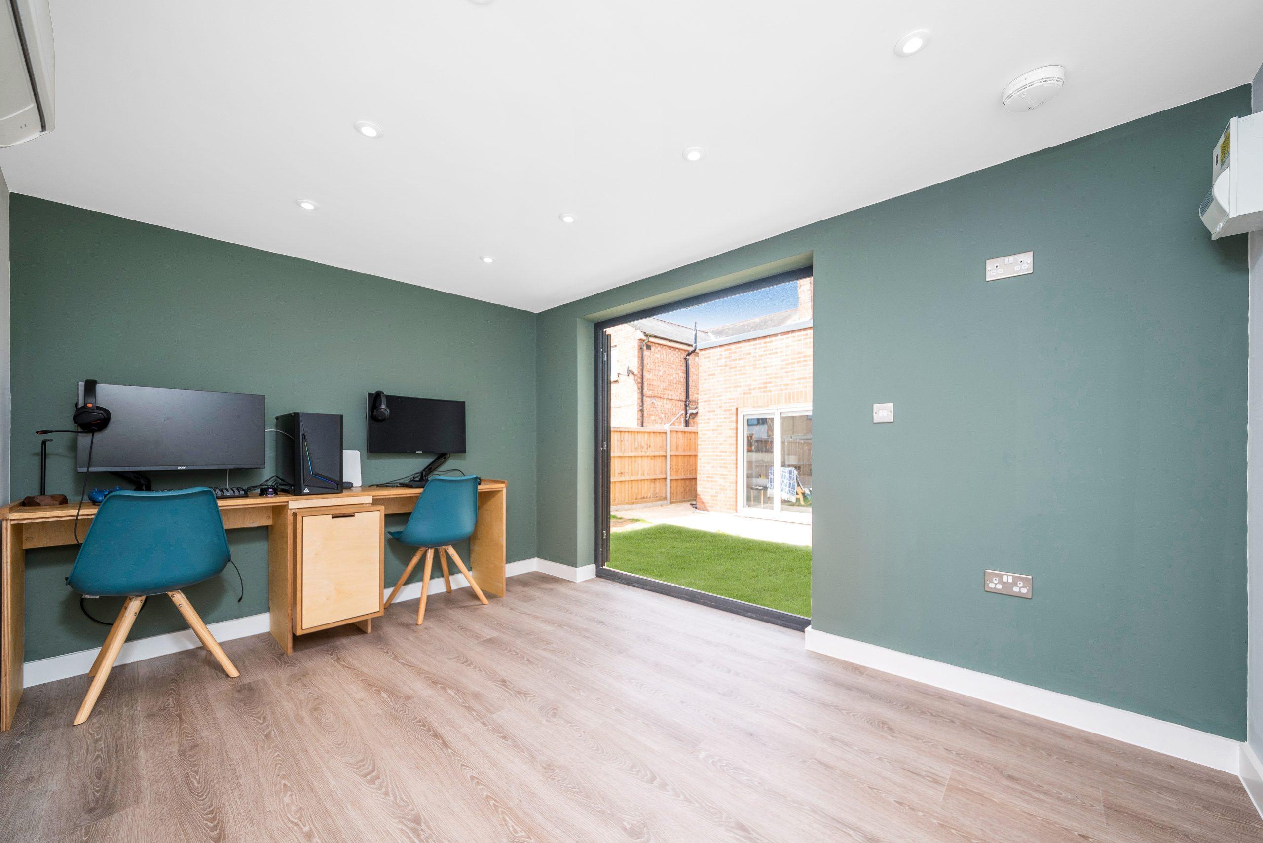 Modern garden rooms for office work