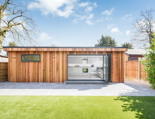 WHAT ARE THE RULES ON BUILDING GARDEN ROOMS?