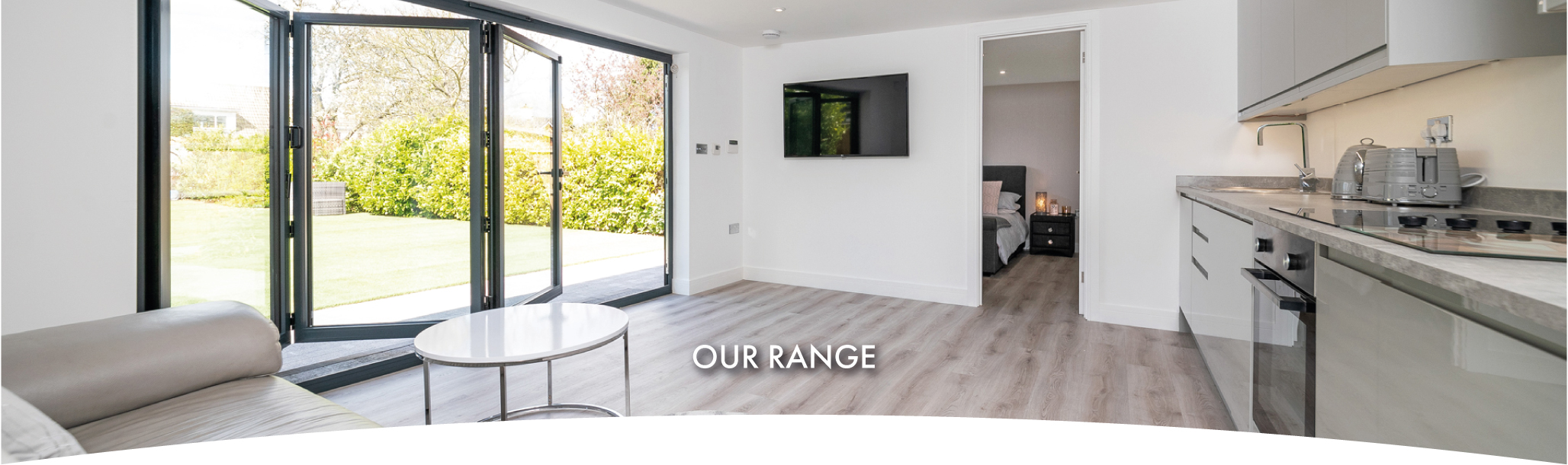 Garden Room and Garden Office range