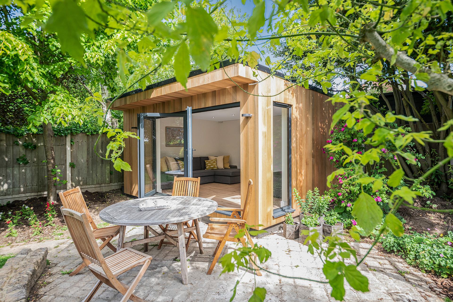 Westcliff-On-Sea Garden Room