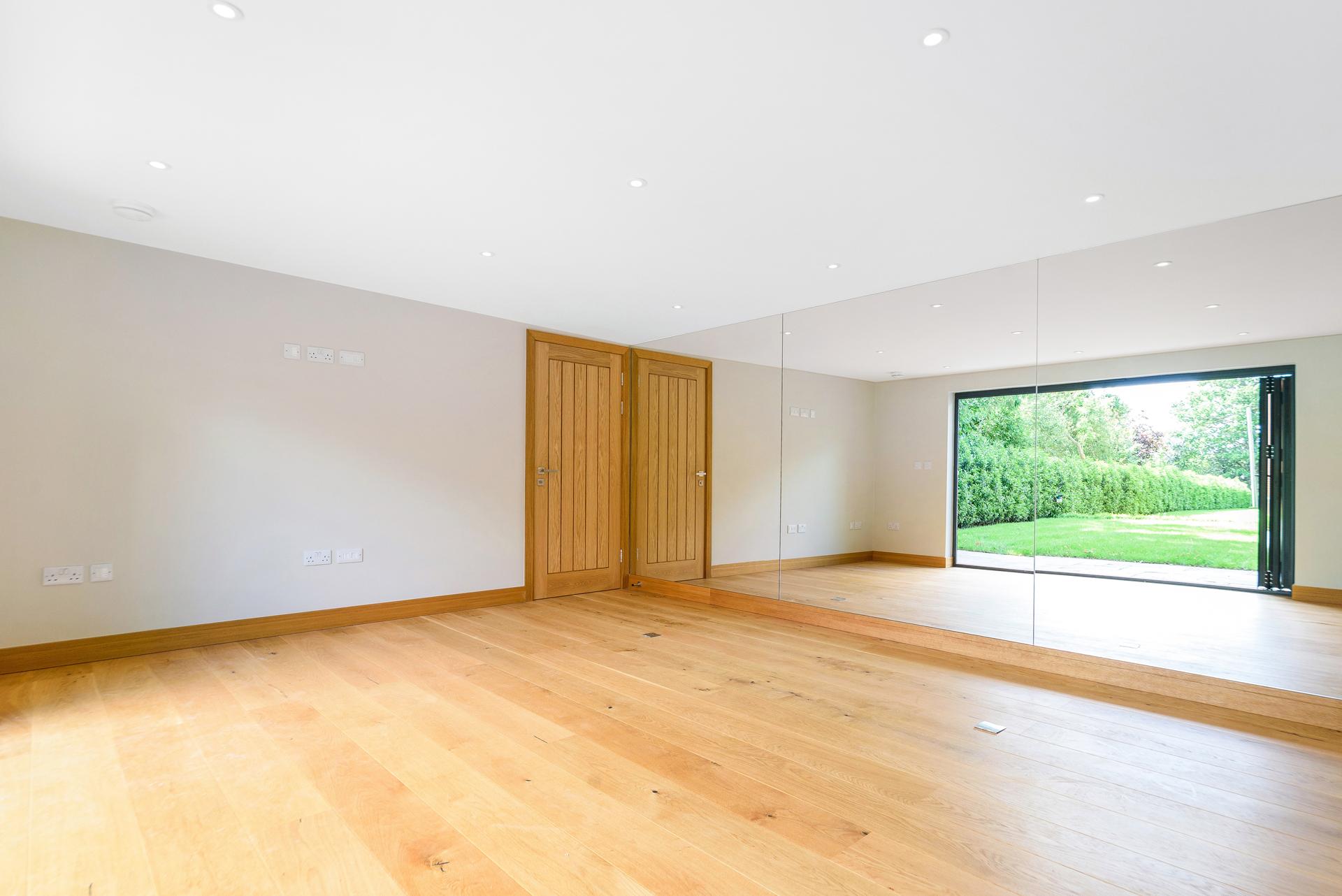 Large modern garden room in Essex