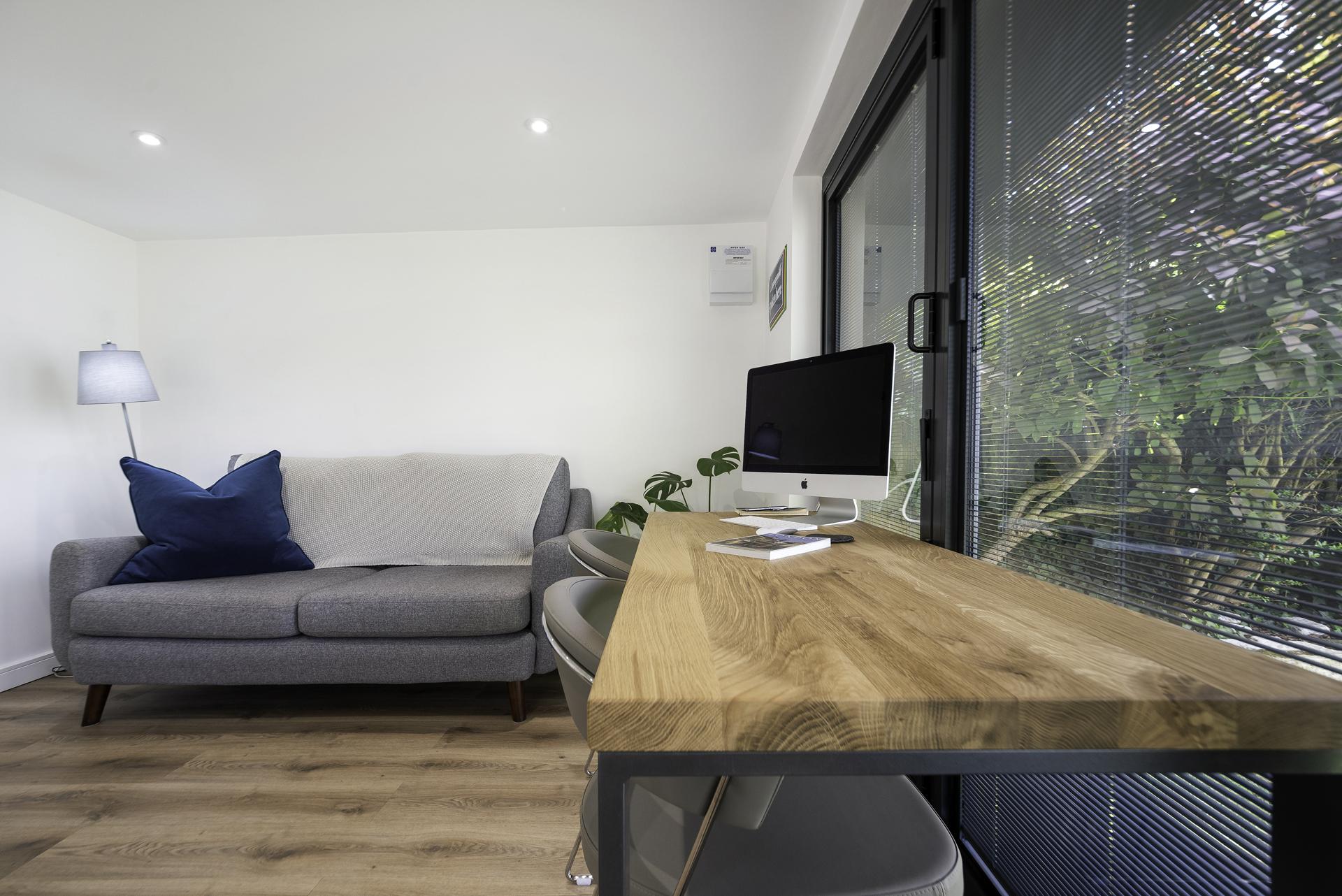 Large garden office in Essex
