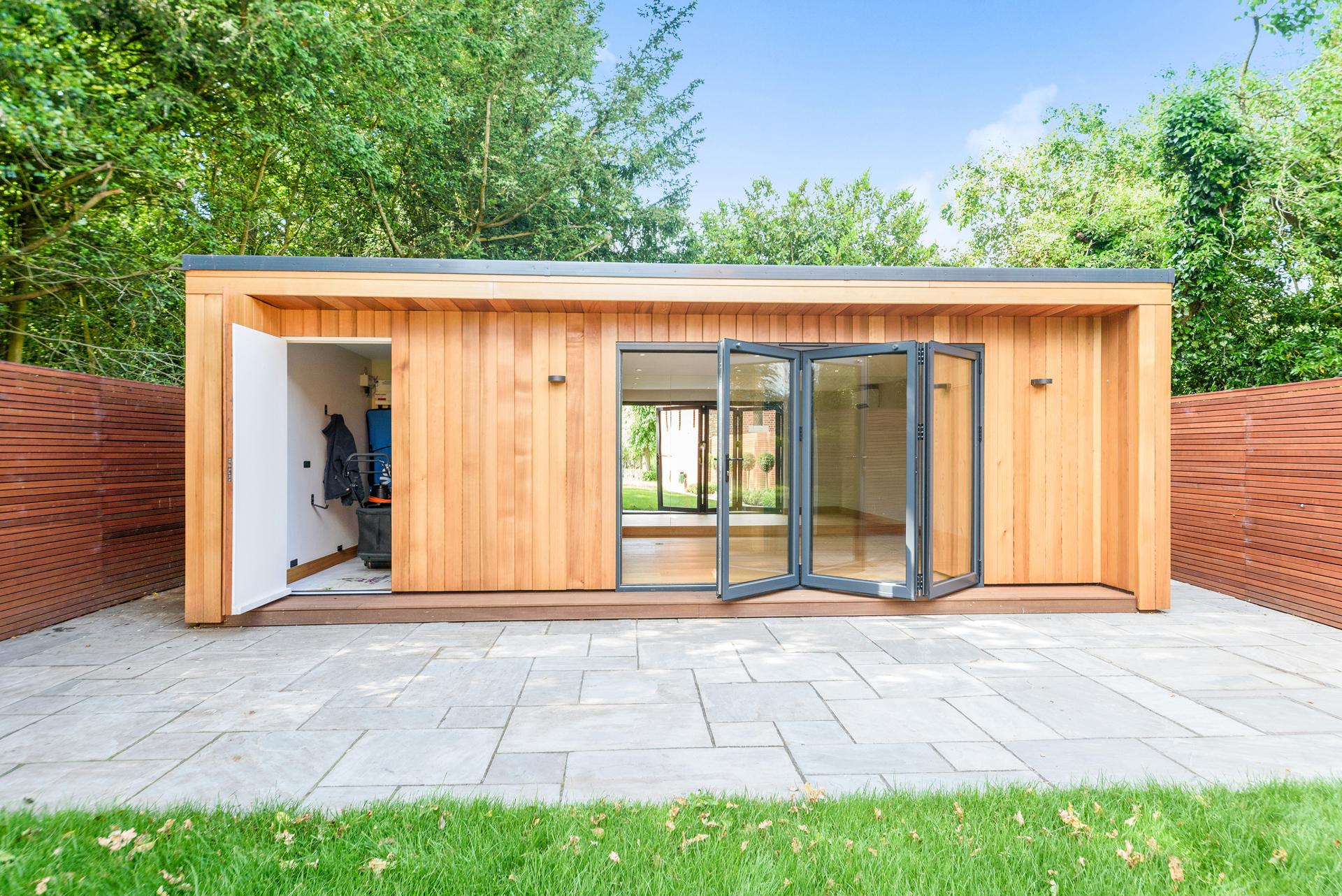 Luxury garden room in Essex
