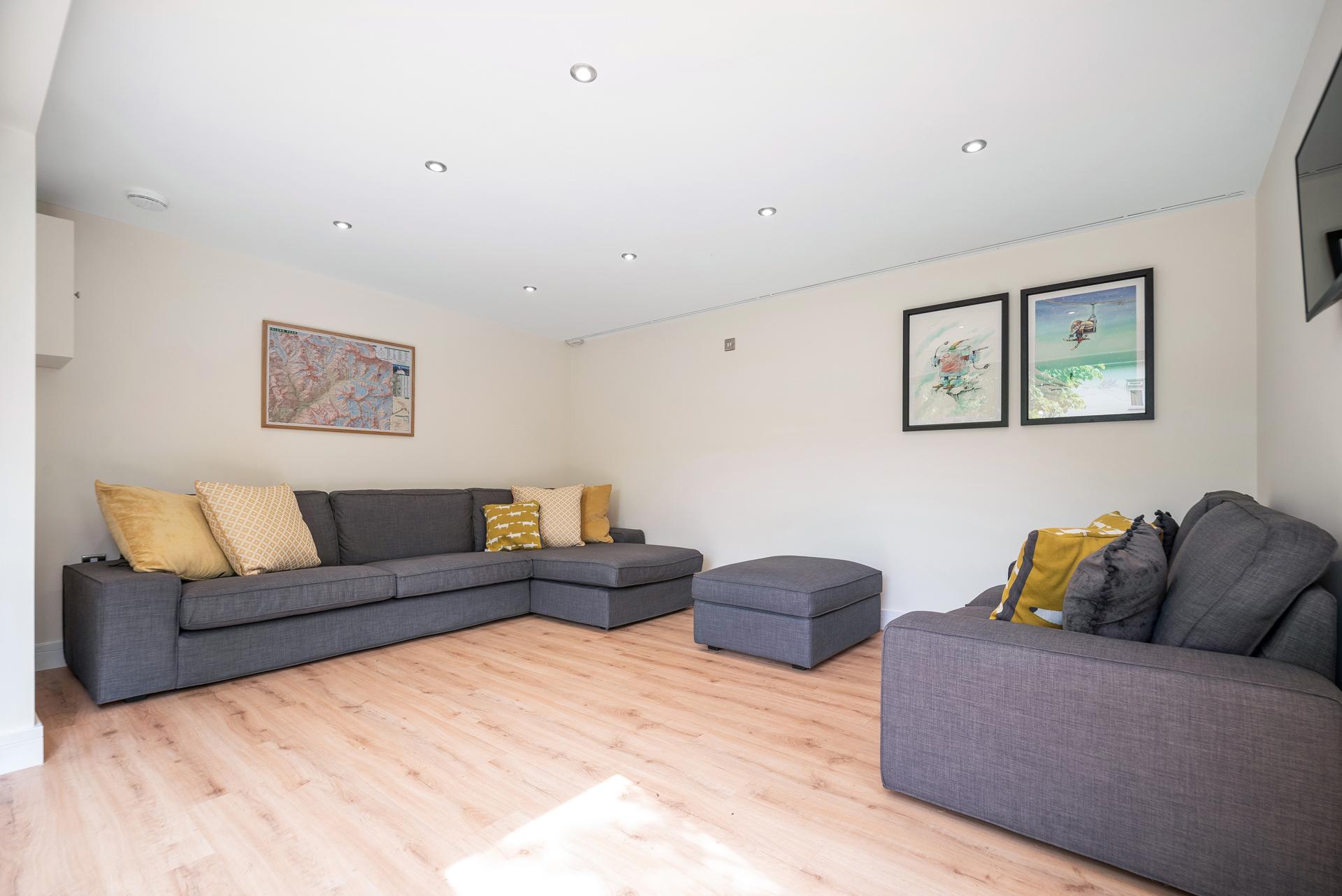 prestige garden room in Essex