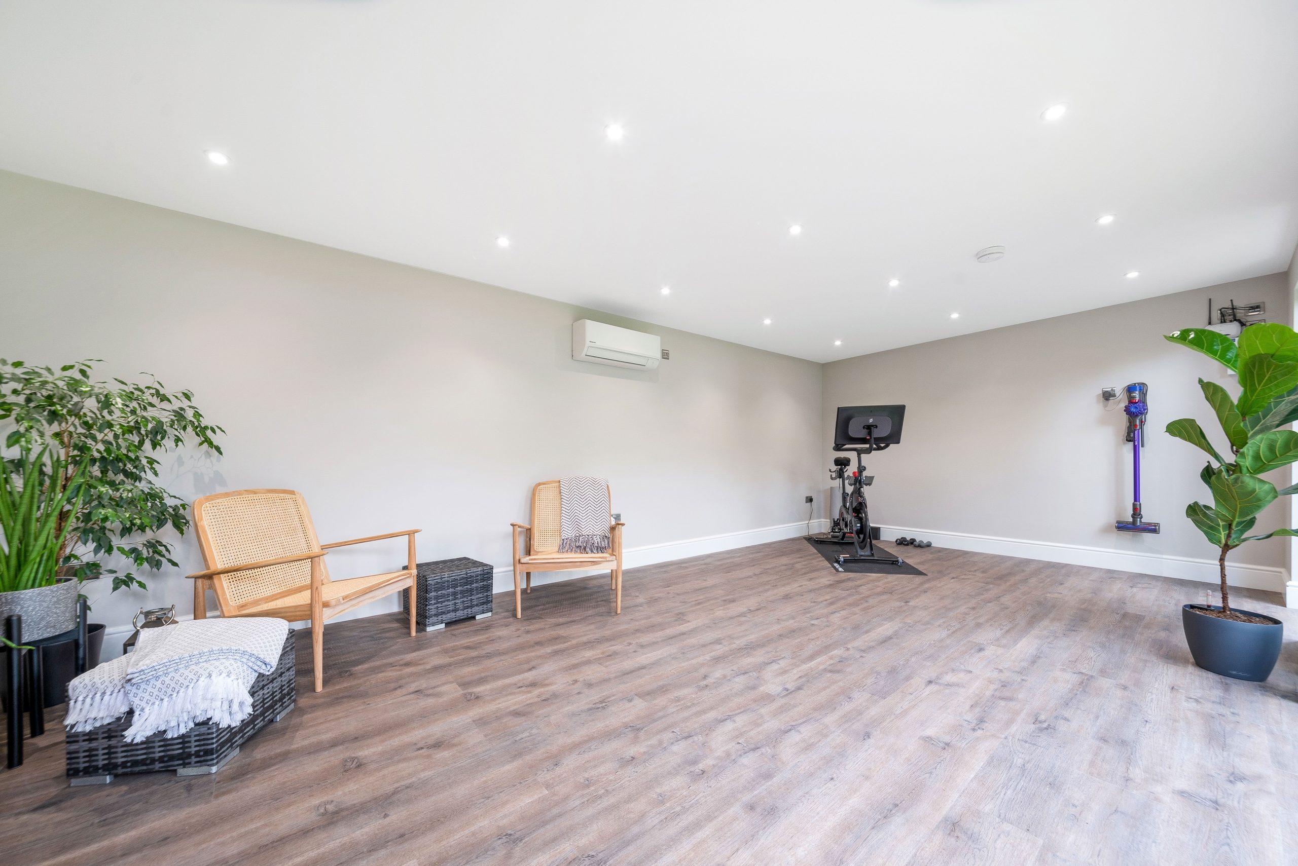 Large garden studio room in Essex