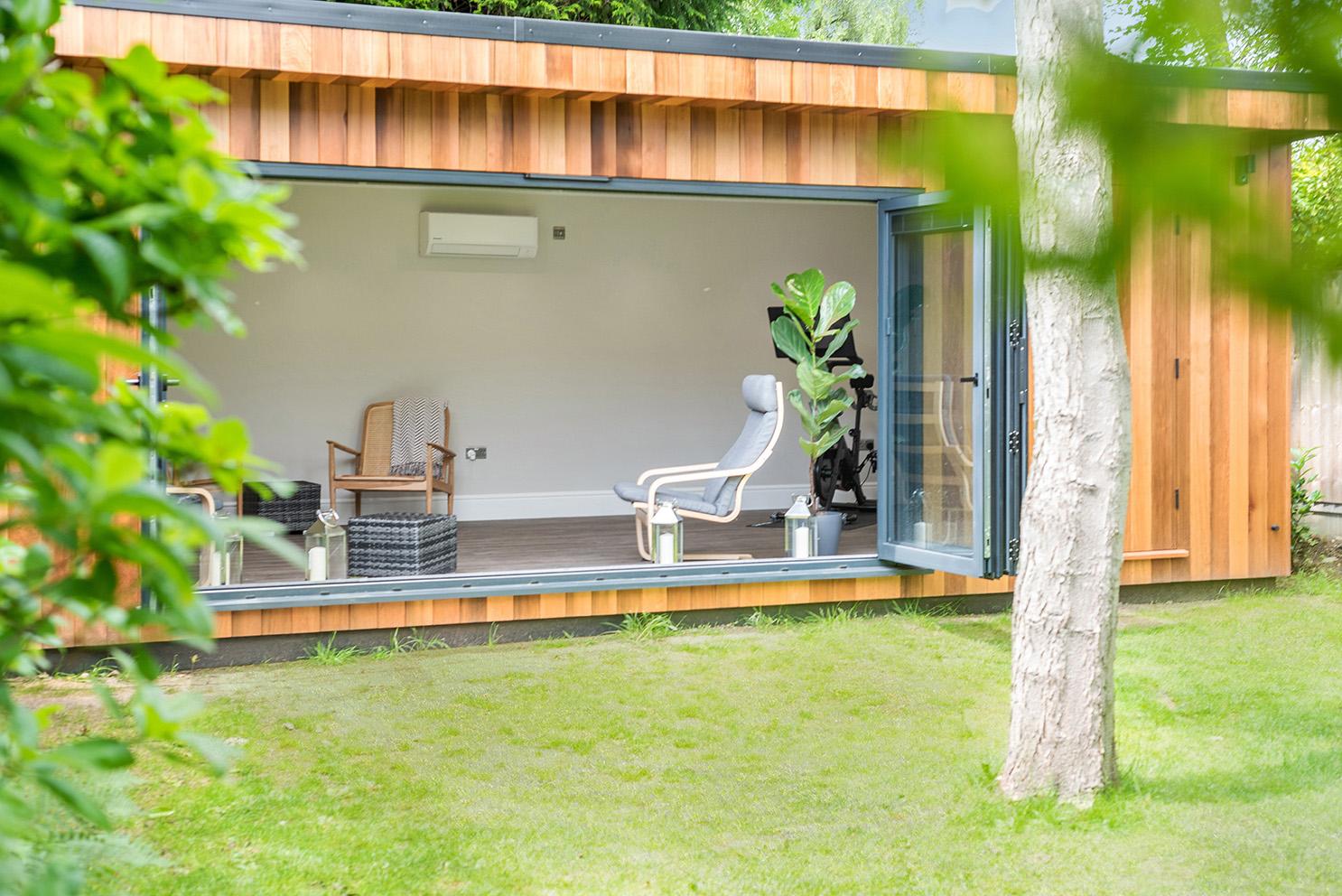 Prestige garden building in Essex
